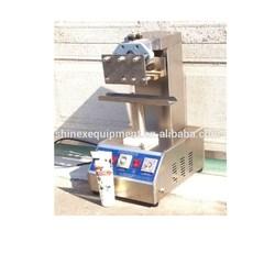 manual heating system plastic tube sealing machine