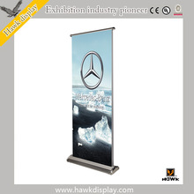 2014 Creative Scrolling roll up & LED screen ( HK-V3F)--Hawk display