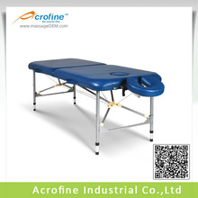 foldable massage bed/portable massage table/facial bed