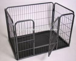 large square heavy duty pet dog playpen