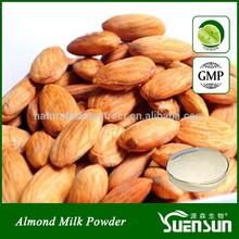 almond milk powder natural water soluble powdered almond milk