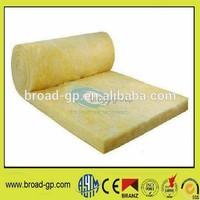 Aluminium Foil Faced Fiberglass wool Insulation