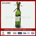 الأفكار الخلاقة الحرف الضفدع الديكور المعدنية للنبيذالأشعة تغطية النبيذ