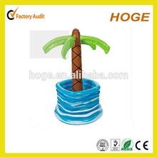 Custom inflatable Palm Tree ice bucket