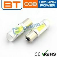 2015 LED New Products In China DC 12v COB Led Canbus Lamp LED 5w Auto Turn Signal Light Car Interior Light