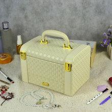 waterproof handled china makeup kit