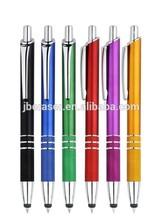 metallic promotional logo pen