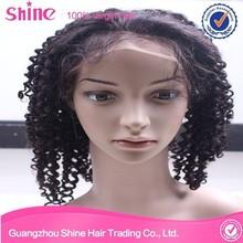 Fashionable brazilian virgin hair african braided wigs for black women