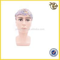 2014 custom multitube ski mask head wrap