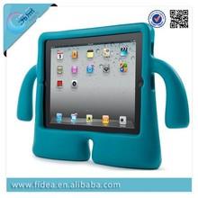 EVA silicone case for ipad Air kickstand case