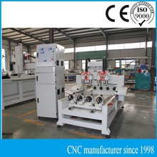 Rotary CNC Router Multihead Cylinder CNC