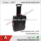 hard plastic hand carry transit travel equipment case