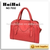 real leather women tote bag