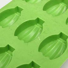 RENJIA silicone banana shape cake mold,silicone ice cube tray banana shape,banana ice cube tray