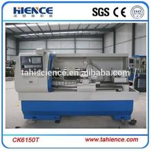 baseball bat cnc wood turning lathe CK6150T china cnc lathe machine