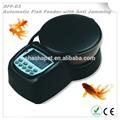 99 dias alimentador automático de peixes com anti jamming e melhor alimentador automático de peixes