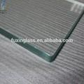 claro flotador termoendurecido de vidrio proveedor