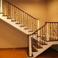 تصاميم الدرج مغطى الألومنيوم المواد المعدنية