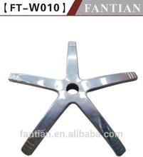 Döküm demir sandalye ayağı/baz/bacak mobilya parçası