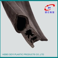 Car door rubber seal replacement --u shape_trim