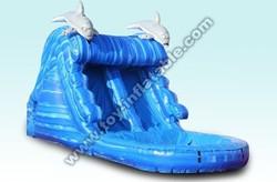 fantasy inflatable slide games
