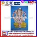 nouveau point de gros dieu hindou polyresin religieuses statues de ganesh