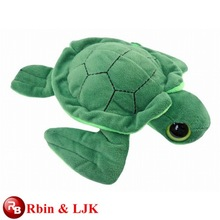 ICTI Audited Factory High Quality Custom Promotion plush toy tortoise boll