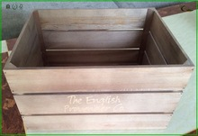 Cheap Antique Wooden Fruit Crates For Sale