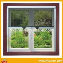 DIY retractable mosquito screen for window/fiberglass window screen/mosquito protection window screen