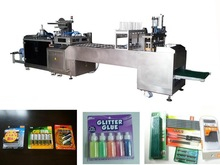 2014 high quality Paper and plastic packaging machine for toy stationery bettries