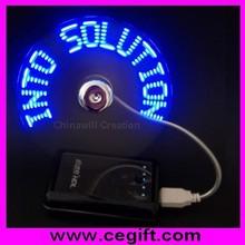 Notebook USB Fan with Light