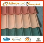 Aluminium for Stone Coated Roof Tiles/Stone Coated Metal Roofing / Colorful Stone Coated Roof Tiles