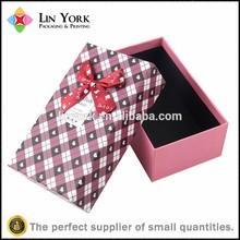 luxury paper small gift box jewelry