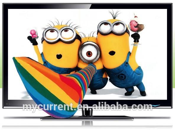 3237474255นิ้วledtvled3dสมาร์ททีวีจีนมีแผง3dชมภาพยนตร์ออนไลน์