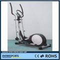 bicicleta ergométrica magnética do edifício de corpo máquina de casa ginásio equipamentos cross trainer fro venda na china