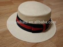 Super fine men hats ,Toyo Straw hat 100%, high quality, HMN-P001