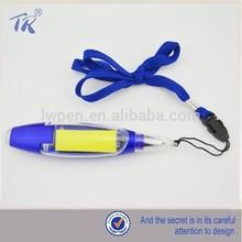 promotional sticky notes led pen