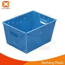 PP Corrugated Plastic Crate