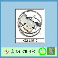 Ge pressão constante de temperatura geladeira degelo termostato regulável