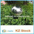 kozmetik cihaz paslanmaz çelik topu bahçe süsleme