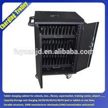 Notebook Charging Case / tablet Charging Storage Cart / Cart For tablet Storage