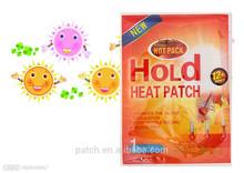 BIG SIZE Body heat Stick Lasting Heat Patch