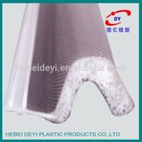 PU foam rubber sealing strip--door gasket seal