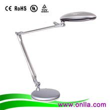 patent edge lighting technology flexible snake led reading light lamps