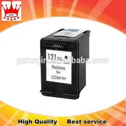 original quality for HP 121 ink cartridge 121 xl 121xl for hp printer cartridge CC640HE CC644HE