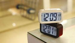 Best Bathroom digital alarm clock ABS case