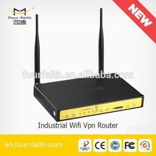F3134 3g gprs wifi router 12v powar supply for smart parking system data transmission