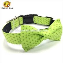 pet supplies Bow Tie dog Collar
