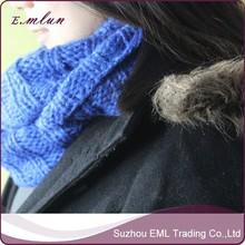 Cheap Fashion Designer knitted women neckerchief