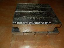 Genuine and Various pure Tin ingots Sn99.9%, Sn99.95%, Sn99.99%